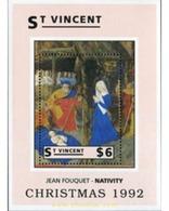 Ref. 360354 * MNH * - ST. VINCENT. 1992. CHRISTMAS . NAVIDAD - St.Vincent (1979-...)