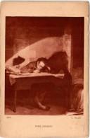 4NH 830 CPA - FRANZ SCHUBERT - ILLUSTRATOR BACCHI - Music And Musicians