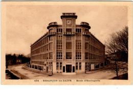 4PH 134 BESANCON LES BAINS - ECOLE D'HORLOGERIE - Besancon