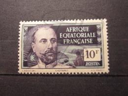 VEND BEAU TIMBRE D ' A.E.F. N° 61 , X !!! - Unused Stamps