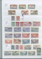 BML039, Libanon, Sammlung Von Ca. 1500 O Marken - Liban