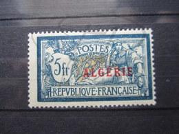 VEND BEAU TIMBRE D ' ALGERIE N° 33 , X !!! - Algeria (1924-1962)