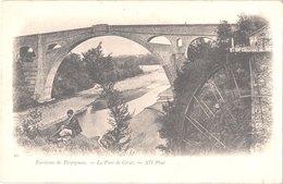 FR66 CERET - Nd 10 - Pont Du Diable - Moulin Et Sa Roue à Aube - Animée - Belle - Ceret