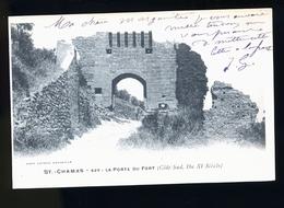 SAINT CHAMAS 1899 - Francia
