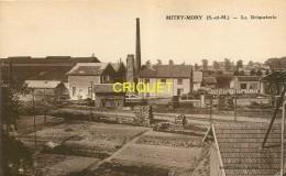 77 Mitry-Mory, La Briqueterie, Belle Carte Pas Courante - Mitry Mory