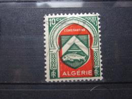 VEND BEAU TIMBRE D ' ALGERIE N° 254 , ROUGE DECALE , X !!! - Algérie (1924-1962)