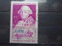 VEND BEAU TIMBRE D ' ALGERIE N° 275 , X !!! (a) - Algérie (1924-1962)
