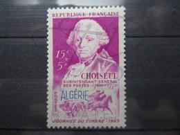 VEND BEAU TIMBRE D ' ALGERIE N° 275 , X !!! (b) - Algérie (1924-1962)