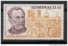 N° 913 De Monaco - X X - ( E 842 ) - - Louis Pasteur