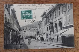 ALBERTVILLE (73) - RUE DE LA REPUBLIQUE ET LA GRENETTE - Albertville