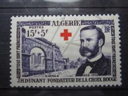 VEND BEAU TIMBRE D ' ALGERIE N° 317 , X !!! - Algeria (1924-1962)