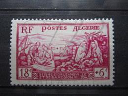 VEND BEAU TIMBRE D ' ALGERIE N° 321 , X !!! - Algeria (1924-1962)