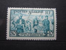 VEND BEAU TIMBRE D ' ALGERIE N° 324 , X !!! - Algeria (1924-1962)