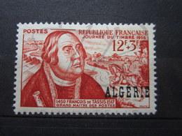 VEND BEAU TIMBRE D ' ALGERIE N° 333 , X !!! - Algeria (1924-1962)