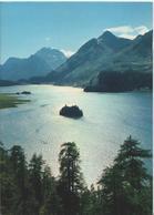 Sommertah über Dem Silsersee - Photo: Hans Steiner - GR Grisons