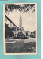 Old Postcard Of Grotta Di Lourdes,Giardini,Vatican City,S38. - Vatican