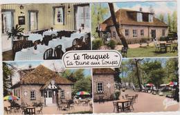 CARTE POSTALE   LE TOUQUET 62  La Dune Aux Loups - Le Touquet