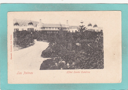 Old Postcard Of Hotel Santa Catalina,Las Palmas,Canary Islands, Spain,S38. - La Palma