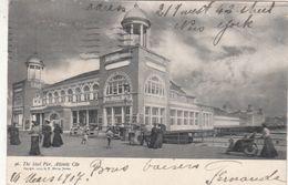 Cp , ÉTATS-UNIS , ATLANTIC CITY , The Steel Pier - Atlantic City