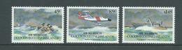 Cocos Keeling Island 1993 Air Sea Rescue Set 3 MNH - Cocos (Keeling) Islands