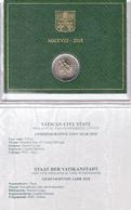 VATICAN 2018 2 Euro Commémorative Année Européenne Du Patrimoine Culturel - Vatican