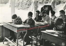 Heide - Kalmthout :  Schoolkolonie Kindervreugd    (  15 X 10 Cm  Geschreven Met Zegel ) - Kalmthout