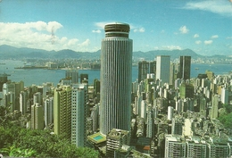 "Hong Kong, ""Hopewell Centre"" Completed In 1981 - Cina (Hong Kong)"