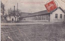 Saint-sèverin   Usine De Pisseloube  Annexe De La Papeterie Du Marchais - Autres Communes