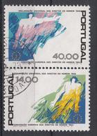 PORTUGAL - Michel - 1978 - Nr 1422/23 (Samenhangend) - Gest/Obl/Us - 1910-... République