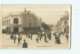 LIMOGES : Carrefour Tourny. 2 Scans. Edition Nouvelles Galeries - Limoges