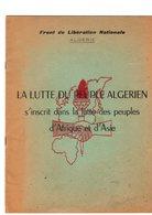 REVUE   LA LUTTE  DU PEUPLE  ALGERIEN - Vieux Papiers