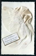 Bonnet De Sainte Catherine  - Ref C 956 - Brodées