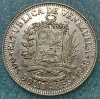 Venezuela 2 Bolívares, 1989 ↓price↓ - Venezuela