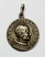 MEDAGLIA DEVOZIONALE - PIO XII - LA SACRA FAMIGLIA (1939 - 1958)  / 25 Mm - Opus: Mistruzzi - VATICANO - Gettoni E Medaglie