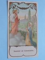 H. Communie Van Joris En Yvonne PEETERS Te P.P. Capucienen HERENTHALS Op 8 April 1923 ( Zie/voir Photo ) ! - Communion