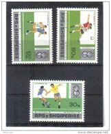 OST1374 ALBANIEN 1988  MICHL 2362/66 Postfrisch SIEHE ABBILDUNG - Albanien