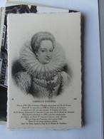 Frankrijk France Frankreich Gabrielle D'Estrées - Beroemde Vrouwen