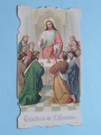 Plechtige Communie THEO VANDERVEE Te OVERPELT Op 13 Maart 1932 ( Zie/voir Photo ) ! - Communie