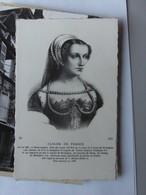 Frankrijk France Frankreich Claude De France - Beroemde Vrouwen