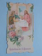 Plechtige H. Communie HENRIETTE VANDERVEE Te OVERPELT Op 29 April 1936 ( Zie/voir Photo ) ! - Communion