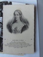 Frankrijk France Frankreich Agnès Sorel Ou Soreau - Beroemde Vrouwen