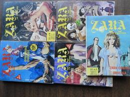 Zara La Vampire. Lot De 5 BD Adultes - Books, Magazines, Comics
