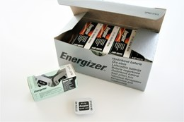 Watches BATTERY : ENERGIZER 376 - 377 - 1pce - Brand New - Swiss Made - Excelent Condition - Jewels & Clocks