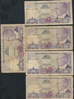 °°° TURKEY - 1000 LIRA 1970 °°° - Turquie