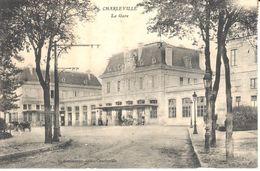 (08) Ardennes - Charleville - La Gare - Charleville