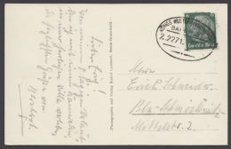 """""""Königs Wusterhausen- Grunow"""", Oval, 1937 Auf AK - Deutschland"""