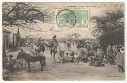 Sénégal - LOUGA - Sur La Place - Fortier 422 - 1909 - Sénégal