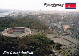 1 AK Nordkorea North Korea * Das Kim-Il-sung Stadion In Der Hauptstadt Pjöngjang * - Korea, North