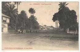 CONAKRY - Rue Commerciale - James 142 - Guinée Française