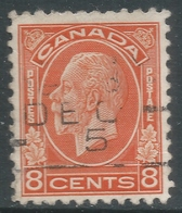 Canada. 1932-3 KGV. 5c Used SG 323 - 1911-1935 Reign Of George V